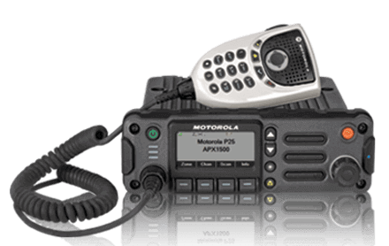 Motorola APX™ 1500 Public Safety Mobile Radio Clark Wireless
